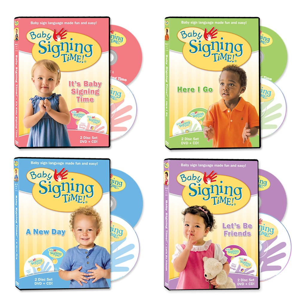 Baby Signing Time Video Collection (DVD Edition)