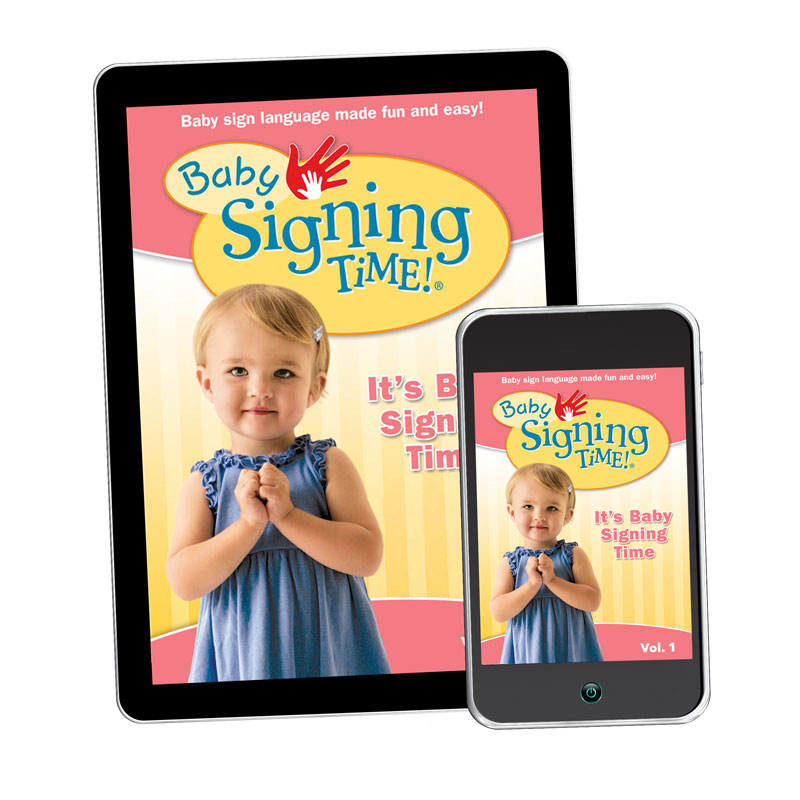 Baby Signing Time 1: It's Baby Signing Time - Digital
