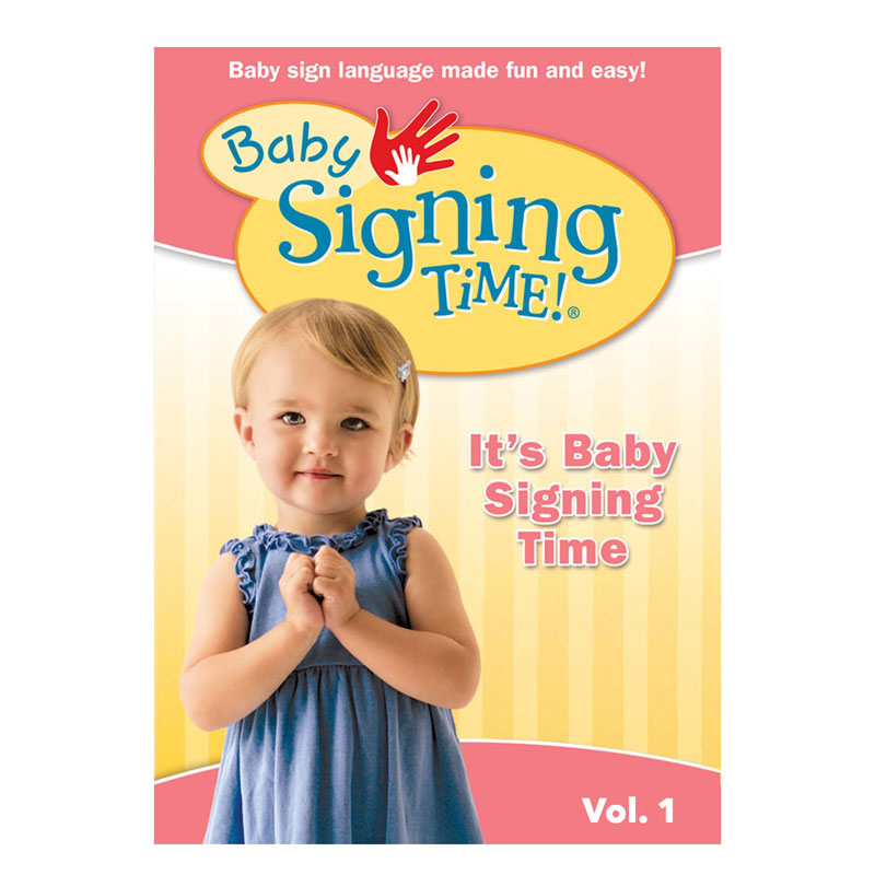 Baby Signing Time 1: It's Baby Signing Time (Digital, DVD)