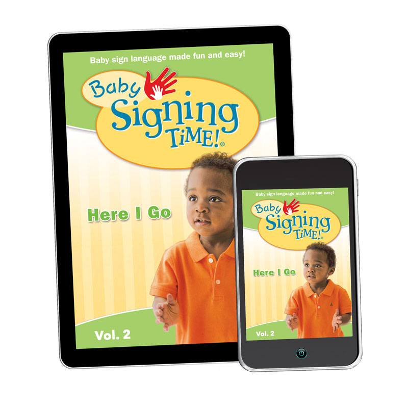 Baby Signing Time 2: Here I Go - Digital