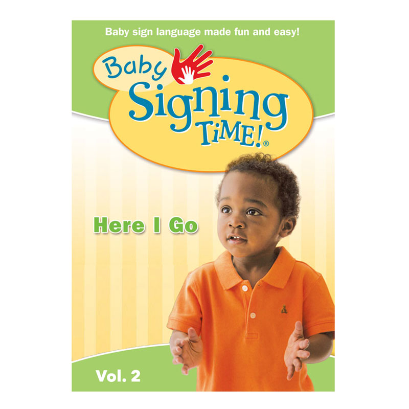 Baby Signing Time 2: Here I Go (Digital, DVD)