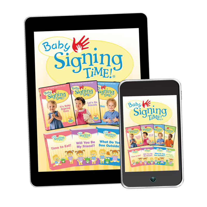 Baby Signing Time Complete Collection (Digital Edition)