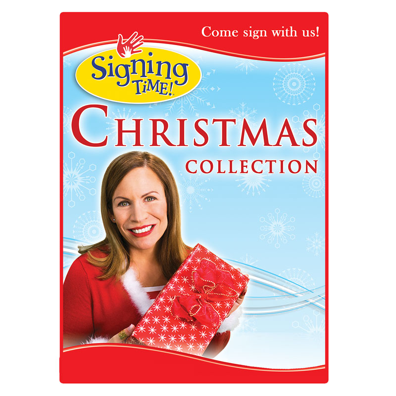 Signing Time Christmas Collection (DVD, Digital)