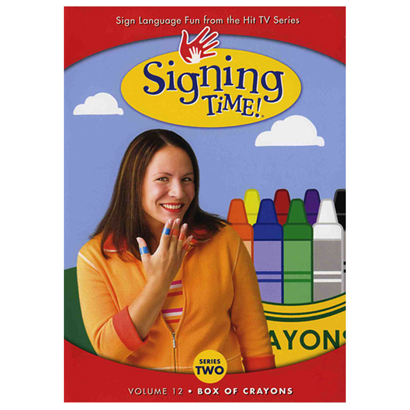 Series Two Vol. 12: Box of Crayons (DVD, Digital)