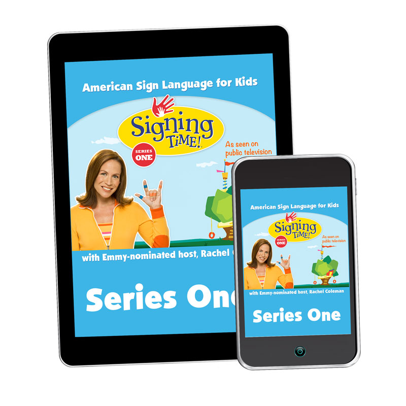 Signing Time Collection - Series One (Digital Edition)