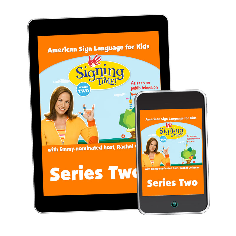 Signing Time Collection - Series Two (Digital Edition)