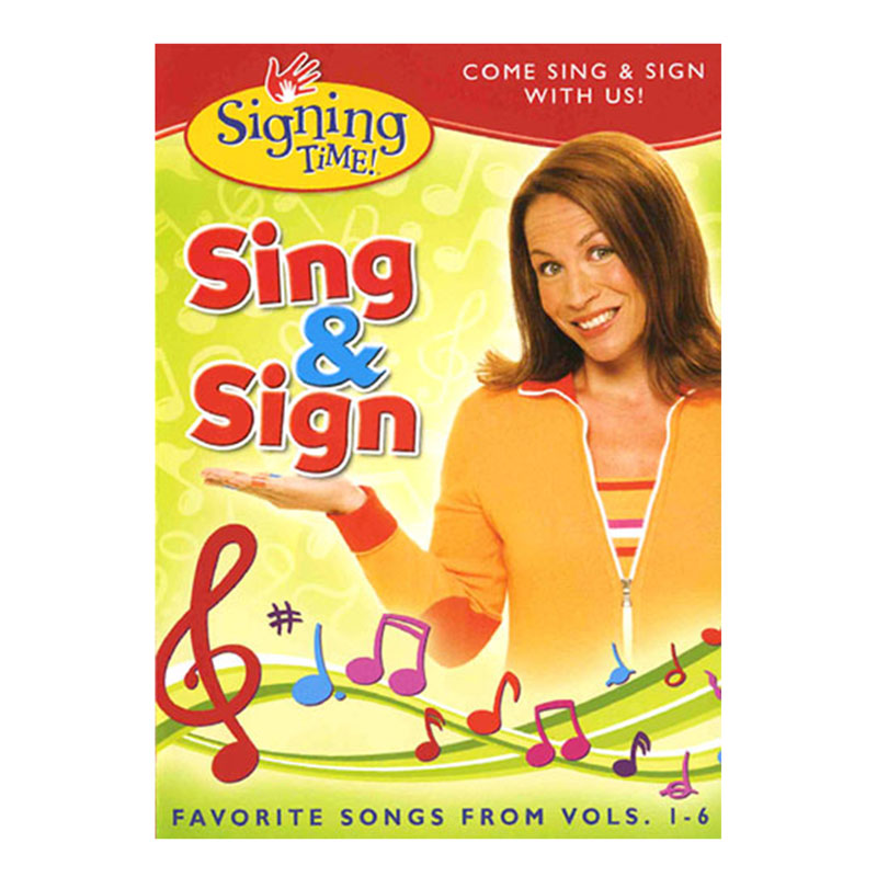Sing and Sign (DVD, Digital)