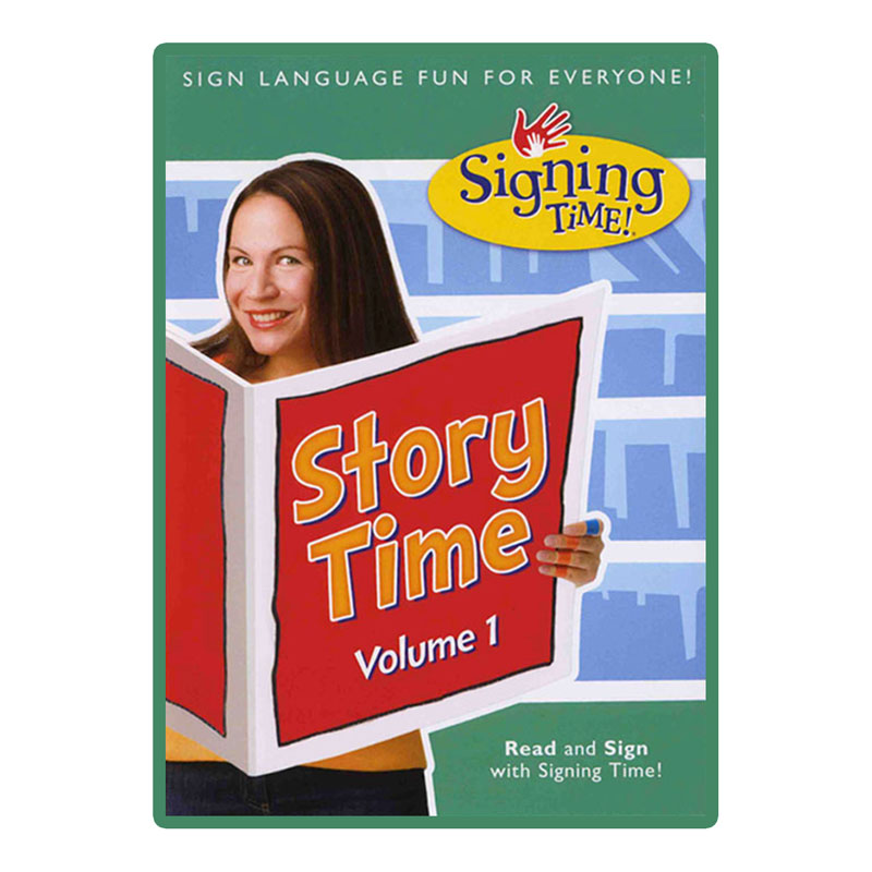 Story Time (DVD, Digital)