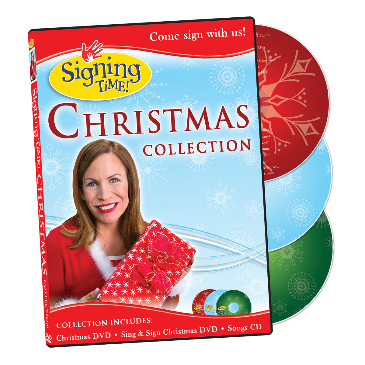 Signing Time Christmas Collection (DVD Edition)