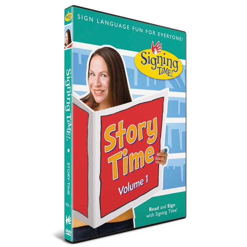 Story Time DVD