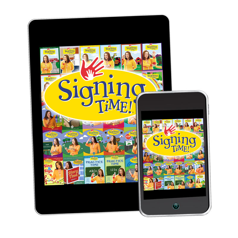 Signing Time Complete Collection (Digital Edition)