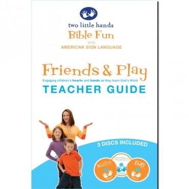 Bible Fun: Friends & Play Teacher Pack - Digital Downloads - 36805