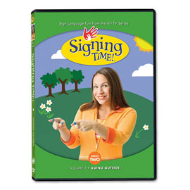Series Two Vol. 5: Going Outside - DVD ASL, Sign Language, Baby Sign Language, Kids ASL, Kids Sign Language, American Sign Language
