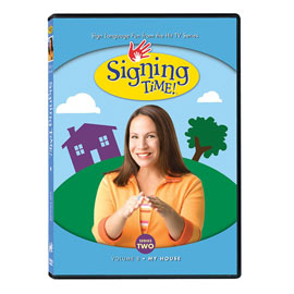 Series Two Vol. 8: My House - DVD ASL, Sign Language, Baby Sign Language, Kids ASL, Kids Sign Language, American Sign Language