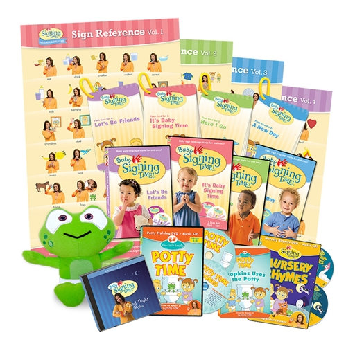 Baby Sign Language Collection