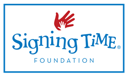 Signing Time Foundation Donation ASL, Sign Language, Baby Sign Language, Kids ASL, Kids Sign Language, American Sign Language