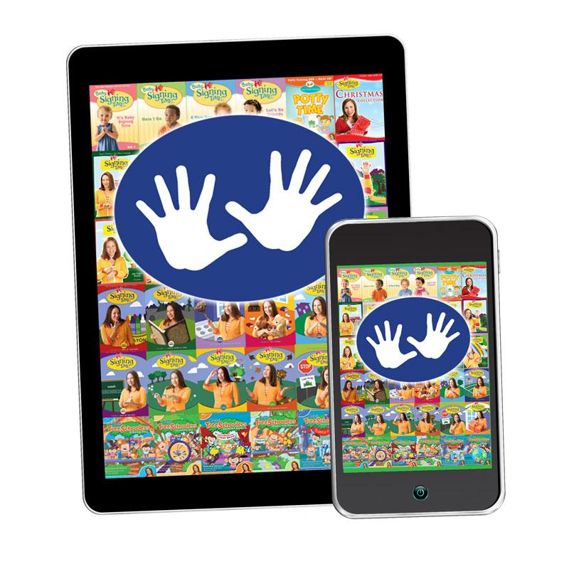 Sign Language Basics For Kids Asl Digital Download