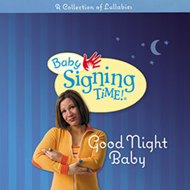 Good Night Baby: A Collection of Lullabies - Music CD