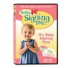 Baby Signing Time 1: Its Baby Signing Time - DVD/CD ASL, Sign Language, Baby Sign Language, Kids ASL, Kids Sign Language, American Sign Language